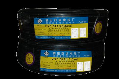 深井泵防漏专用扁电缆 (5)